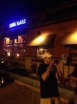 Matt outside of Oskar Blues in Longmont , CO