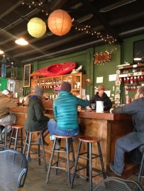 The Bar at Altamont Brewing