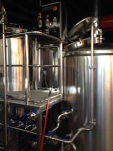 Altamont's Brewing system