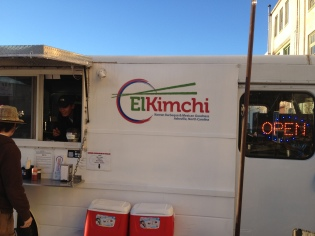 El Kimchi's food is awesome!