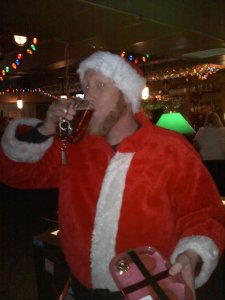 Have a Beery Christmas-Ratchet Claus