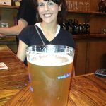 Nena at The Casual Pint (she's up for best bartender in Metro Pulse's best of)
