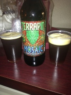 Yummy new Terrapin enjoyed at the hotel the night before