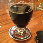 Foothill's bourbon Barrel Stout