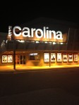 For first run movies and a great draft selection, visit Carolina Cinemas on Henderson road in Asheville