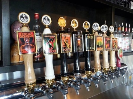 Foothills High Gravity Tap Takeover at Sunspot.