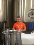 Dave Ohmer, Head Brewer of Saw Works