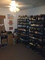 Shelves at HoB