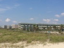 Our condo from the pier