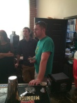 Adam of Damascus brewery and Jeff of Urban Orchard