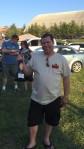 Steve Dedman. Another homebrewer brew-styar. He always wins awards.