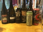Bottle share at Nantahala brewing